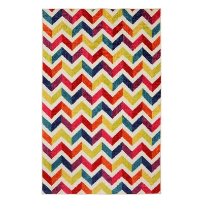 Home Mixed Chevrons Area Rug - Mohawk