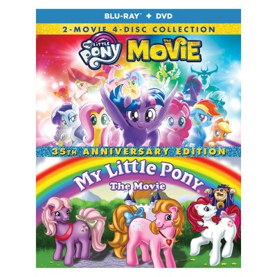 My Little Pony 35th Anniversary Collection (Blu-ray + DVD)