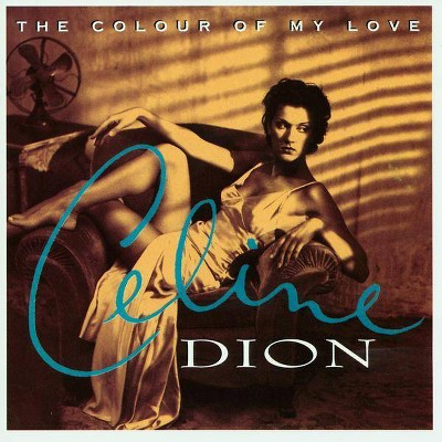 Celine Dion - Colour of My Love (CD)