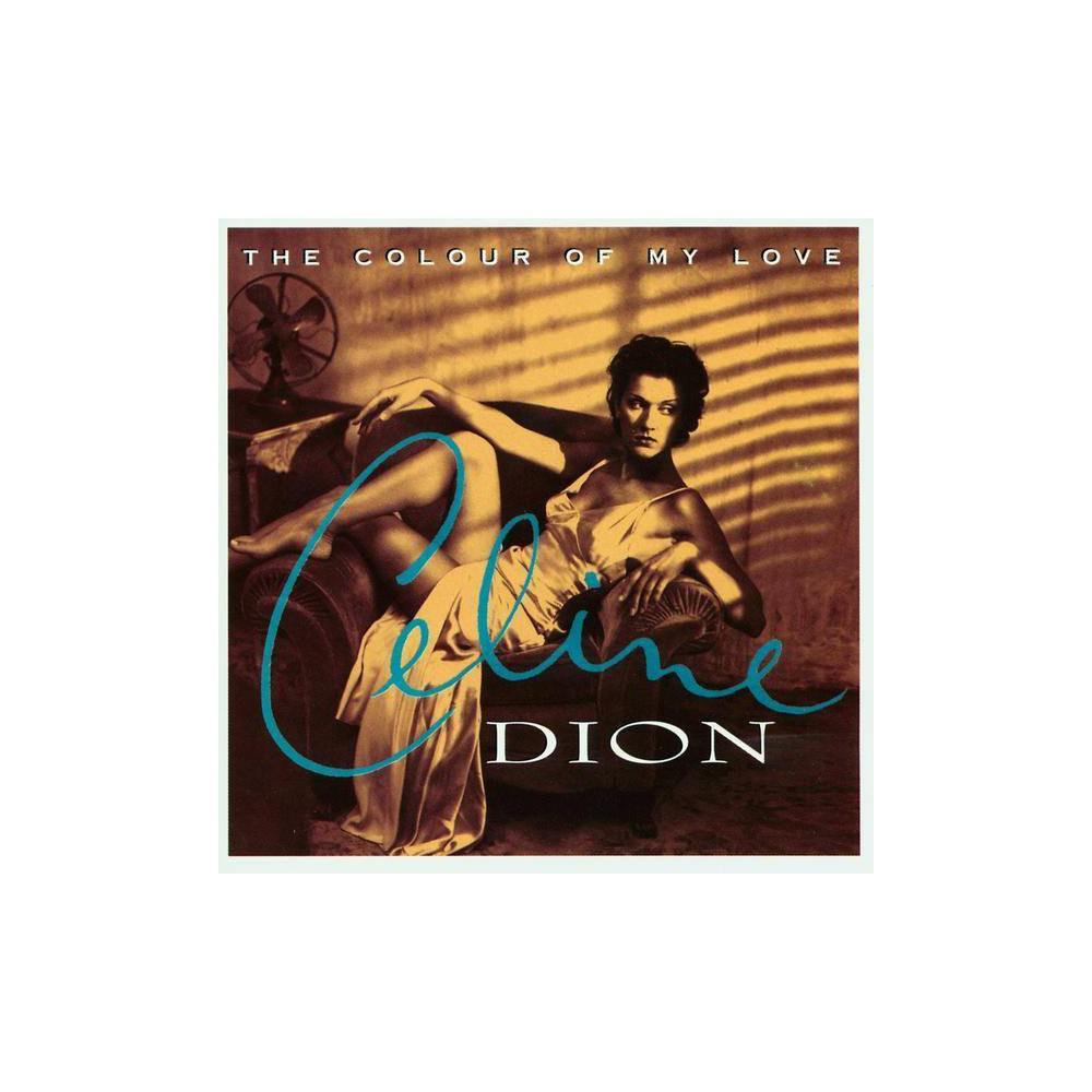 Celine Dion Colour Of My Love Cd