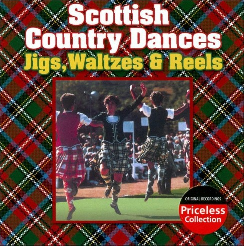 Various - Scottish country dances:Jigs waltzes (CD) - image 1 of 1