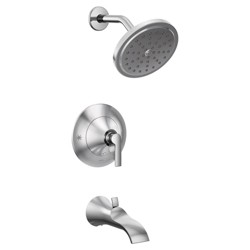 Moen TS2203 Doux Tub and Shower Trim Package