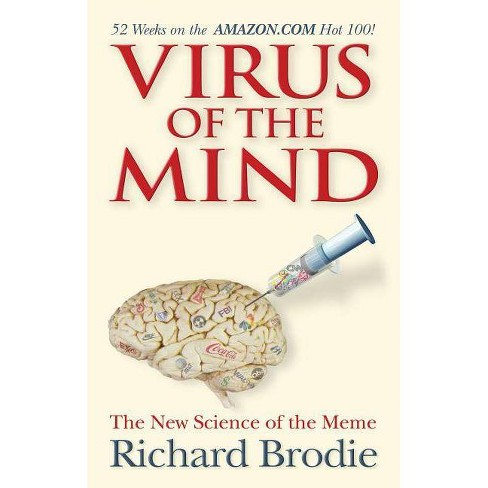 Virus of the Mind - by  Richard Brodie (Paperback) - image 1 of 1