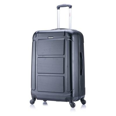 InUSA Pilot 28  Hardside Spinner Suitcase - Black