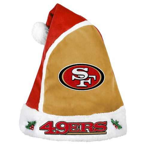 About this item. Details. Shipping   Returns. Q A. Forever Collectibles -  NFL 2015 Santa Hat 981d066c8