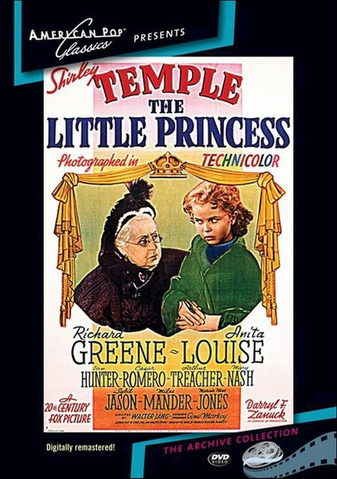 Little princess (DVD) - image 1 of 1