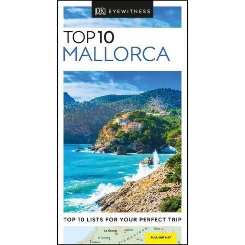 DK Eyewitness Top 10 Mallorca - (Pocket Travel Guide) (Paperback) - image 1 of 1