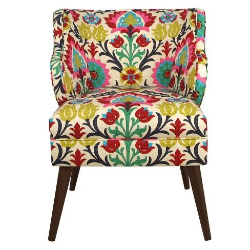 Accent Chair Santa Maria Desert Flower Skyline Furniture Target