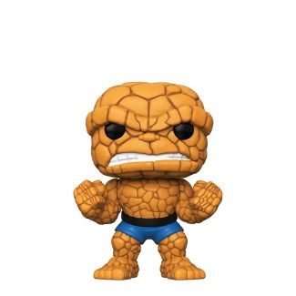 "Funko POP! Marvel: Fantastic Four - 10"" The Thing (Target Exclusive)"