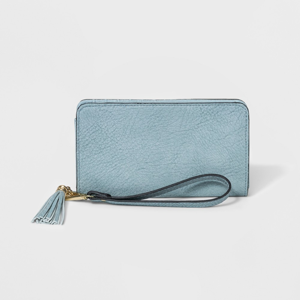 VR Nyc Phone Wristlet - Blue, Girl's, Size: Small
