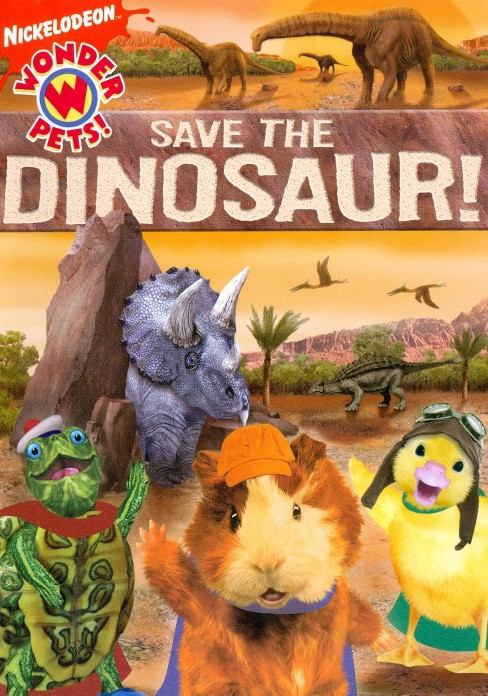 Wonder Pets!: Save the Dinosaur (dvd_video) - image 1 of 1