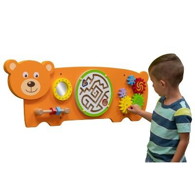 Learning Advantage Bear Activity Wall Panel