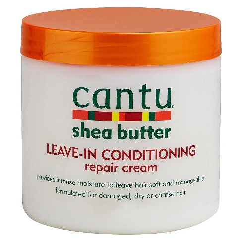 Cantu Leave in Conditioning Repair Cream - 16oz - image 1 of 3