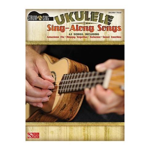 Hal Leonard Ukulele Sing-Along Songs - image 1 of 1