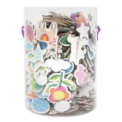 Spring Sticker Bucket 252ct - Spritz™ - image 1 of 3