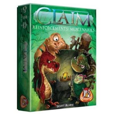 Claim Reinforcements - Mercenaries Board Game