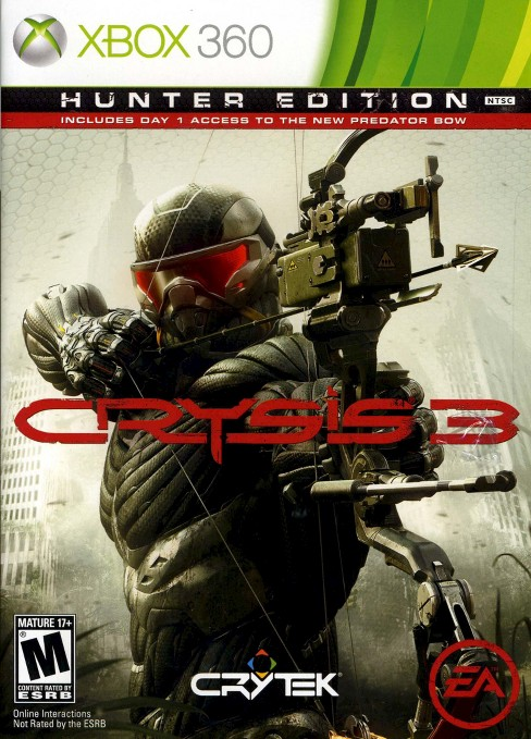 Crysis 3 PRE-OWNED Xbox 360 - image 1 of 1