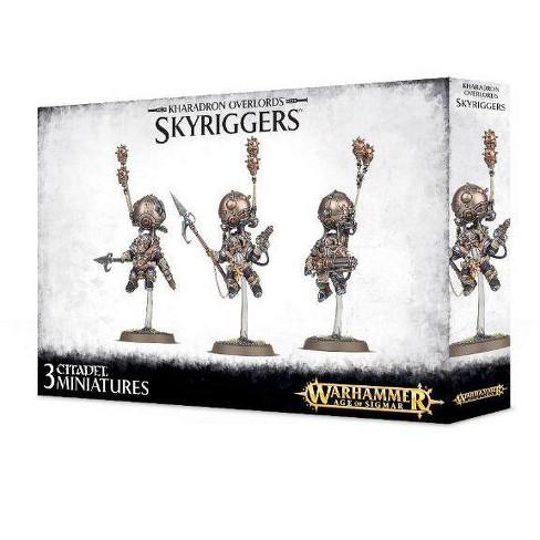 Age of Sigmar Skyriggers Miniatures Box Set - image 1 of 3