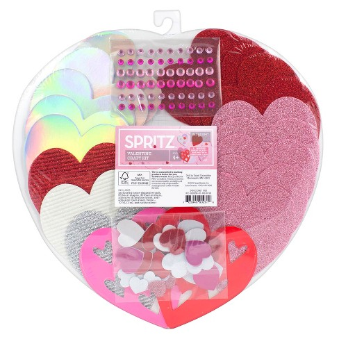 Valentine Wreath Kit - Spritz™ - image 1 of 5