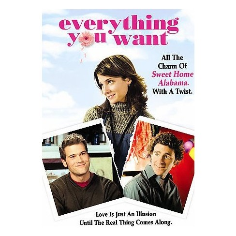 EVERYTHING   YOU WANT     DISC   DV - image 1 of 1