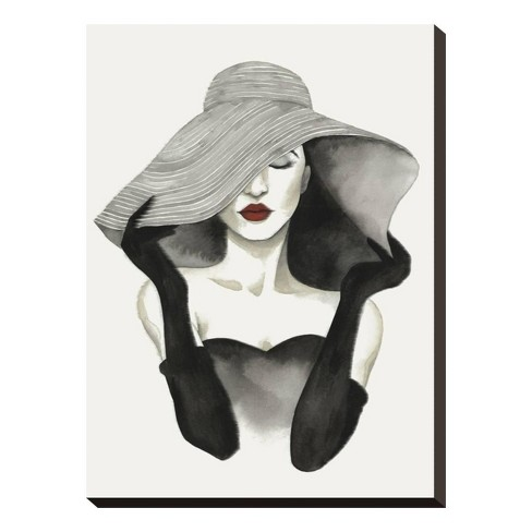 In Vogue I By Grace Popp Unframed Wall Canvas - Art.com - image 1 of 2