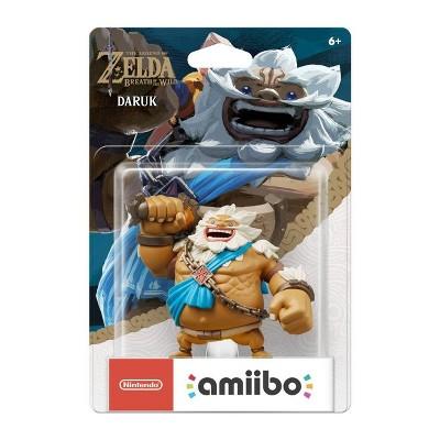 The Legend of Zelda: Breath of the Wild amiibo Figure - Daruk