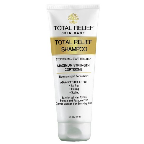 Dr. Marder Scalp Therapy Stop Itching Start Healing - Total Relief Shampoo - 6 fl oz - image 1 of 2