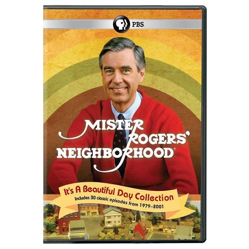 Mister Rogers' Neighborhood: It's a Beautiful Day Collection (DVD) - image 1 of 1