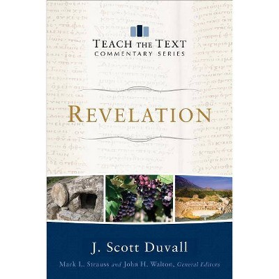 Revelation - (Teach the Text Commentary) (Paperback)