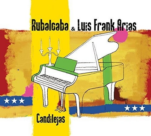 Guillermo Rubalcaba - Candilejas (CD) - image 1 of 1