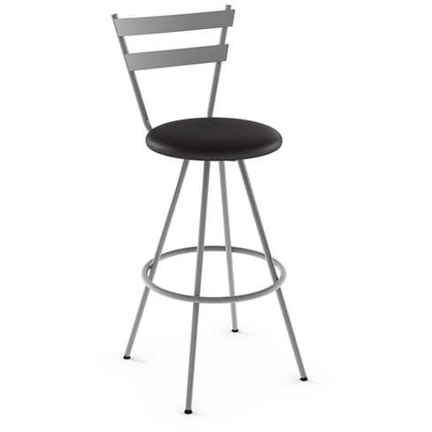 "Valmont 30"" Swivel Metal Barstool - Amisco - image 1 of 4"