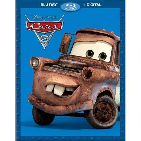 Cars 2 Blu Ray Digital Target