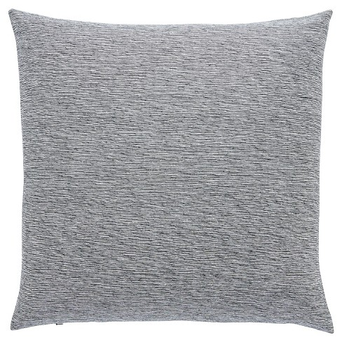 "Gray Moroccan Throw Pillow Cover (22""x22"") - Jaipur Living - image 1 of 1"