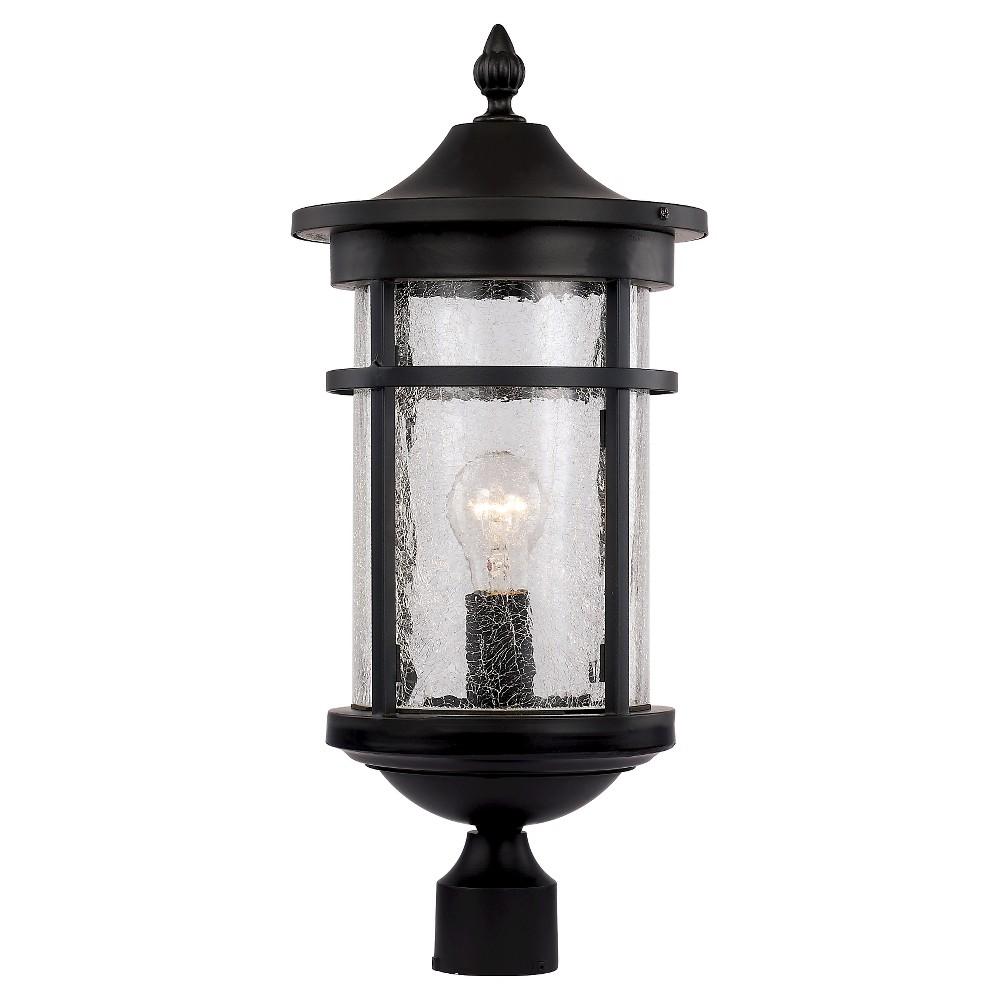 Image of Bel Air Lighting Outdoor Post Light Black