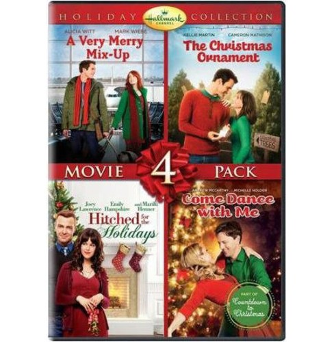 Hallmark Holiday Collection 4 Pack V6 (DVD) - image 1 of 1