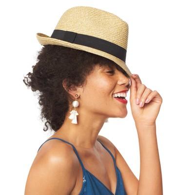 Women\u0027s Fedora Hat - A New Day™ : Target