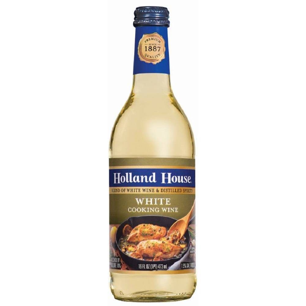 Holland House White Cooking Wine 16oz