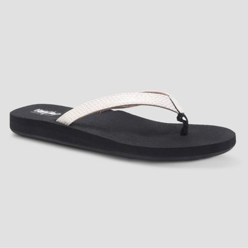 e6caa16ed5e Women s Evana Flip flop Sandal - Mossimo™ Ivory 7   Target