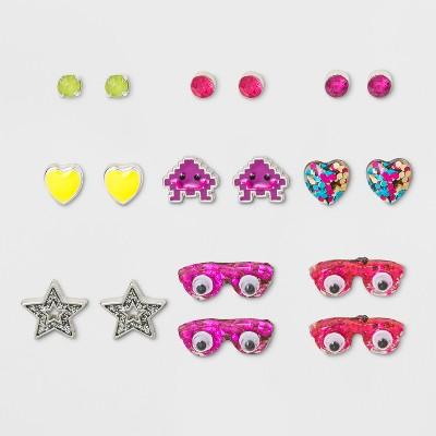 885f59adce290 Kids' Earrings : Target