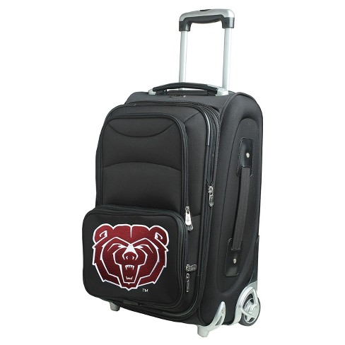 """NCAA Missouri State Bears 21"""" Carry On Suitcase - image 1 of 4"""