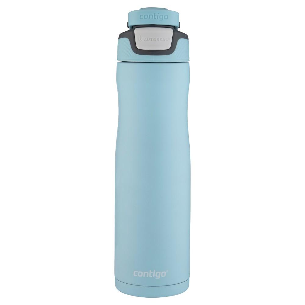 Contigo Autoseal Chill Stainless Steel Hydration Bottle 24oz Iced Aqua