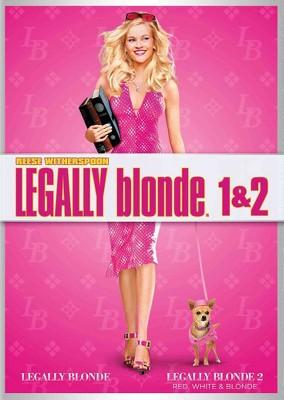 Legally Blonde/Legally Blonde 2 (DVD)