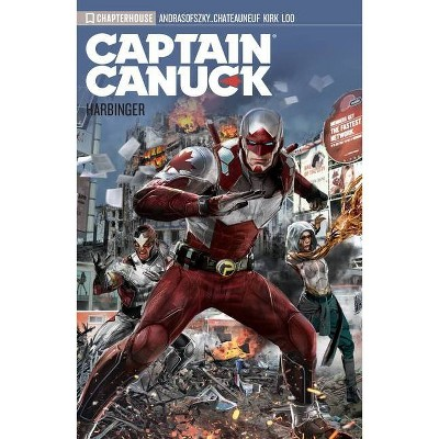 Captain Canuck Vol 03 - by  Kalman Andrasofszky (Paperback)
