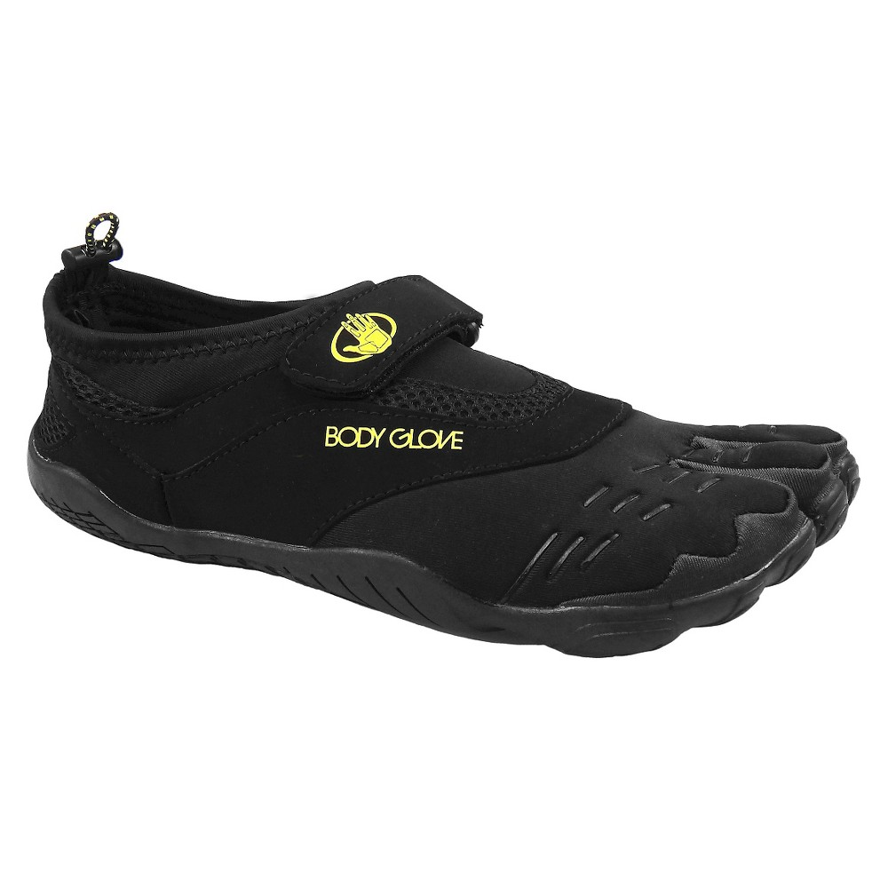 Men's Body Glove 3T Max Water Shoes - Black/Charcoal 12, Size: Small, Gray Black