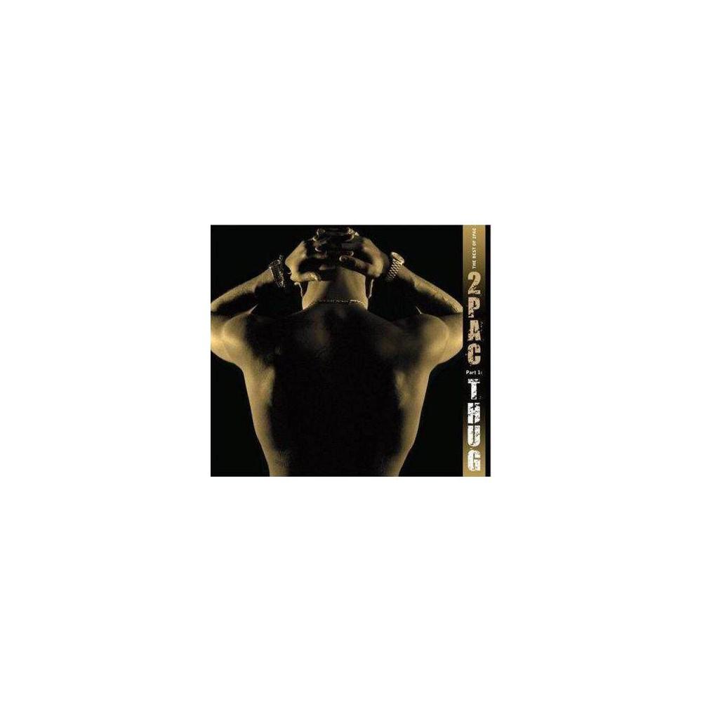 Best of 2 Pac Part 1: Thug (CD) Best
