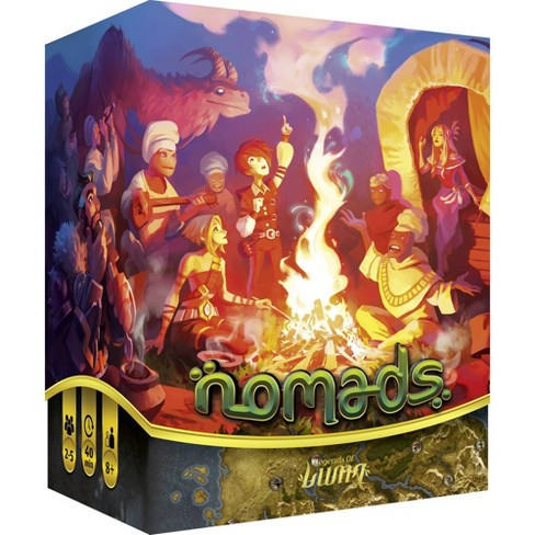Ludonaut Nomads Board Game - image 1 of 3