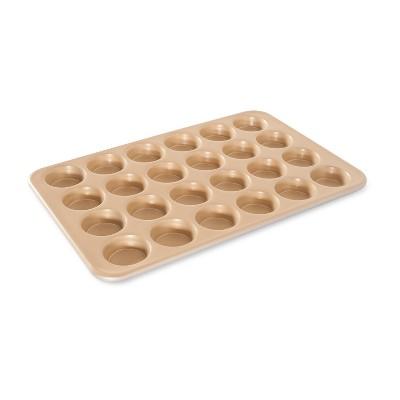 Nordic Ware Natural Aluminum NonStick Commercial Petite Muffin Pan