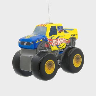 Hallmark Hot Wheels Monster Truck Christmas Tree Ornament