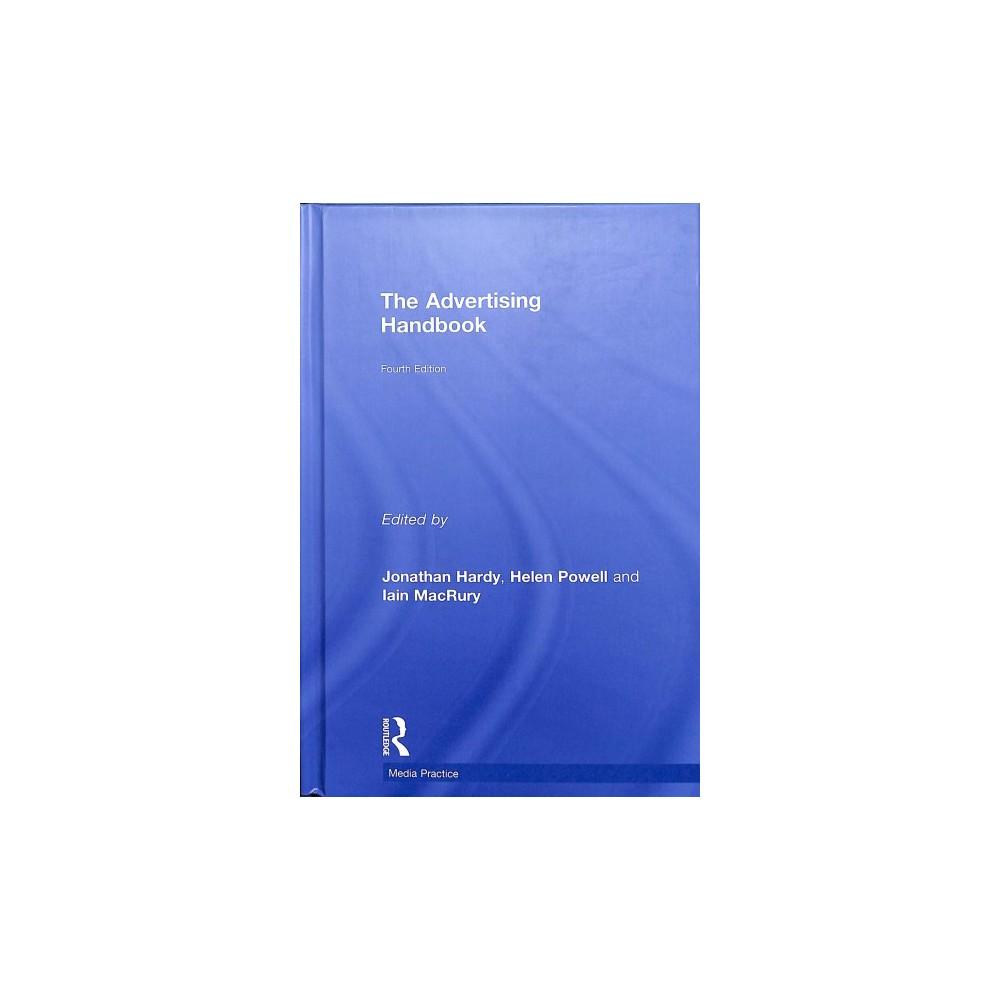 Advertising Handbook - (Media Practice) (Hardcover)