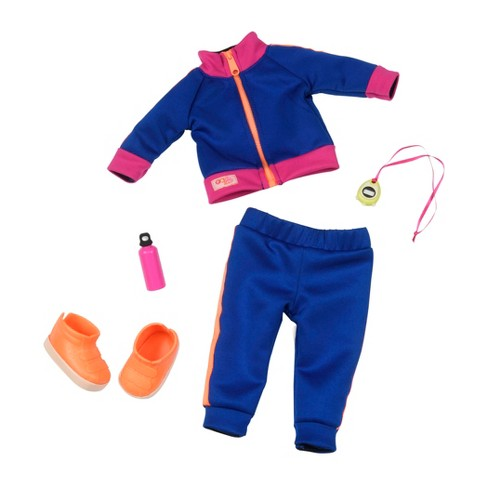 Our Generation Regular Athletic Outfit -Winning Track - image 1 of 3
